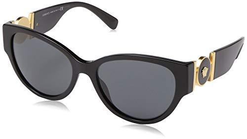 Versace VE4368 Black/Grey One Size