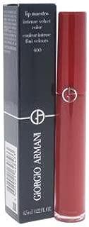 GIORGIO ARMANI Lip Maestro Intense Velvet Color - # 400 The Red Lip Gloss For Women 0.22 oz