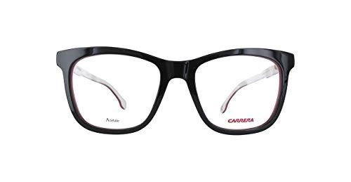 Carrera Carrera 1107/V Carrera brilmontuur Carrera1107/V-807-50 dames rechthoekig brilmontuur 50, zwart