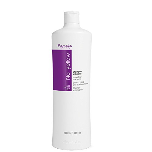Fanola Shampoo Antigiallo - 1000Ml
