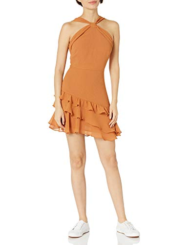 KENDALL + KYLIE Women's Cold Shoulder Dress - Amazon Exclusive