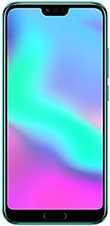 Honor 10 Dual SIM - 128GB, 4GB RAM, 4G LTE, Phantom Green