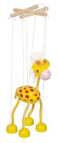 Goki 51.867 Marionette Giraffe