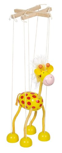 Goki - Marioneta Jirafa Madera 51867.0