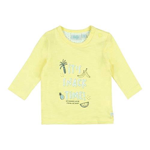 Feetje T-shirt à manches longues It´s snack time top bébé vêtements bébé, jaune