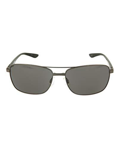 Preisvergleich Produktbild Puma Herren PU0063S 002 Sonnenbrille,  Grau (Ruthenium / Smoke)