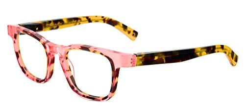 Occhiali da vista Etnia Barcelona IBIZA 01 Pink Havana 49/19/142 unisex