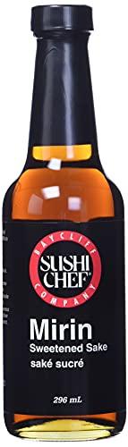 Sushi Chef, Mirin Sake Sweet, 10 Fl Oz