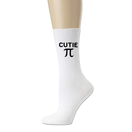 Cutie Pie Calcetines deportivos unisex que absorben la humedad, calcetines casuales, calcetines cortos, flexibles y transpirables