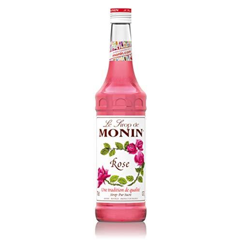 Monin Rose Syrup, 700 ml