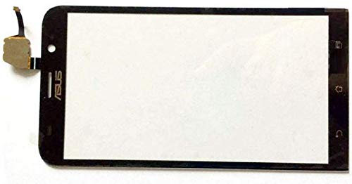GADGETCARESOLUTIONS Touch Screen Digitizer Glass for Asus Zenfone 2 ZE551ML Z00AD - Black