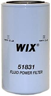 WIX Filters - 51831 Heavy Duty Spin-On Hydraulic Filter, Pack of 1