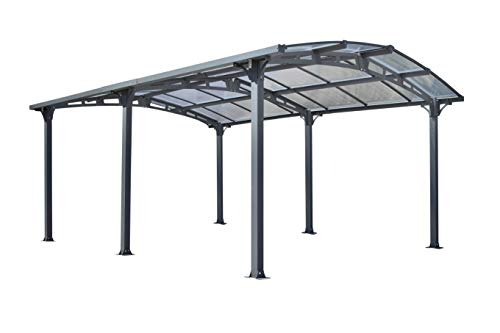 Gazebo Penguin - ACAY Carport With Gutter - 11' 8' x 14' 10' Canopy