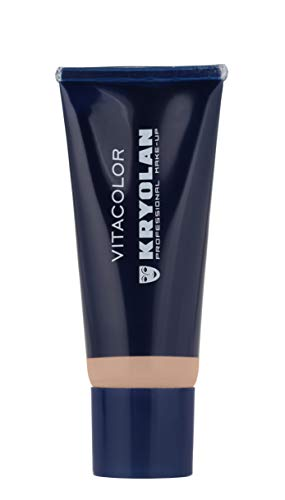 Kryolan - Vitacolor Fluid Foundation - FS38
