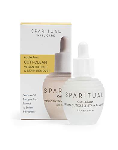 SPARITUAL(スパリチュアル) SPARITUAL アップルフルーツ キューティクリーン 15mL