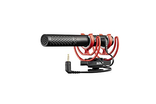 Rode VideoMic NTG On-Camera Shotgun Microphone