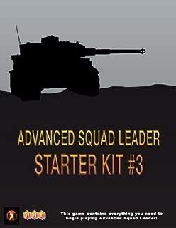 MMP: Advanced Squd Leader [ASL] Starter Kit #3 Board Game