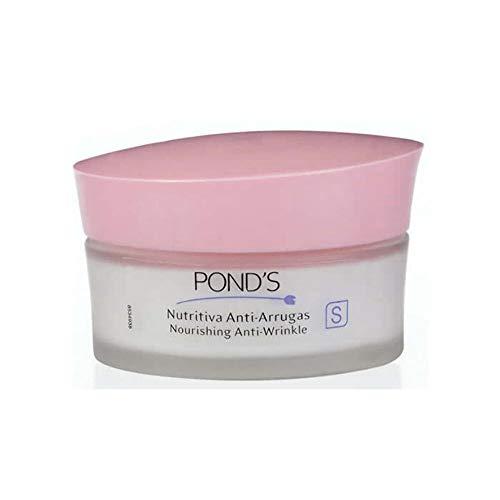 Ponds Esencial Crema Facial Nutritiva Antiarrugas - 50 ml