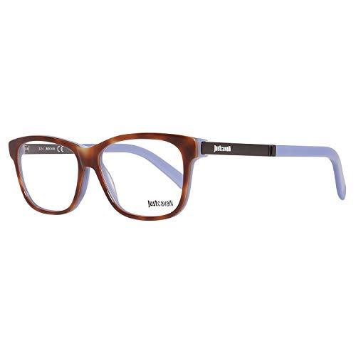 Just Cavalli Optical Frame Jc0619 056 53 Montature, Multicolore (Mehrfarbig), 53.0 Unisex-Adulto