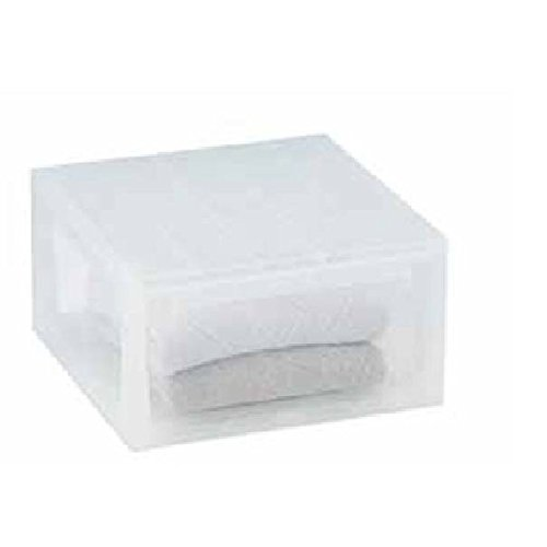 Kreher Hochwertige Schubladenbox - 23 Ltr. - passend für z.B. Shirts, Pullover, u.a. - kombinierbar mit Anderen Boxen zu einem Boxensystem! SUPER