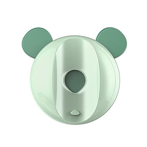 Dreafly Soporte magnético para Cepillo de Dientes eléctrico, sin Perforaciones, montado en la Pared, Adhesivo Adhesivo para Cepillo de Dientes, Gancho de...
