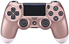 Sony - Dualshock 4 Controller Rose Gold (PS 4)