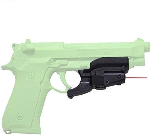 GOTICAL Class 3R Laser Sight for Pistol Mini Hunting Laser Sights M92 96 M9 Compact Red Gun product image