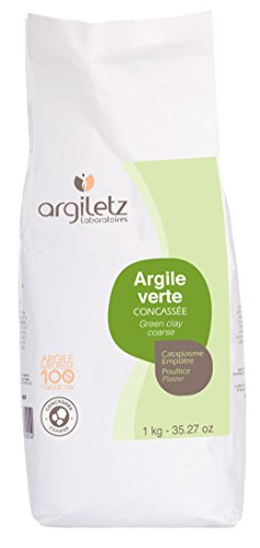 Argiletz Coarse Green Clay 1Kg