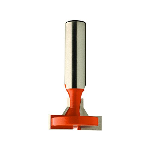 CMT 850.603 Fresa Para cerraduras hw s=12.7 d=28 d=11 i=13.5, Orange