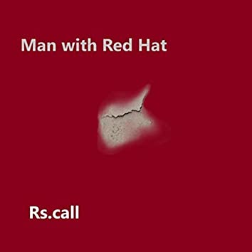 Man with Red Hat