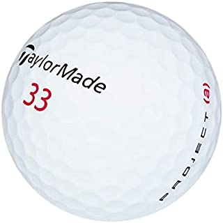 Taylormade Project A Near Mint Recycled Golf Balls (36 Pack)