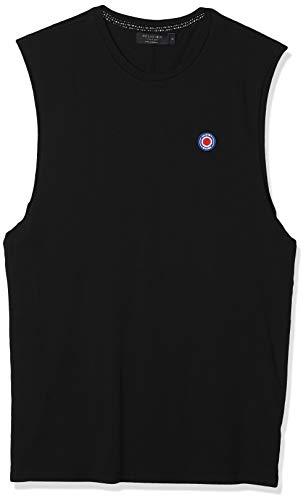 Religion Herren Dice Vest Top, Schwarz (Black 001), Medium