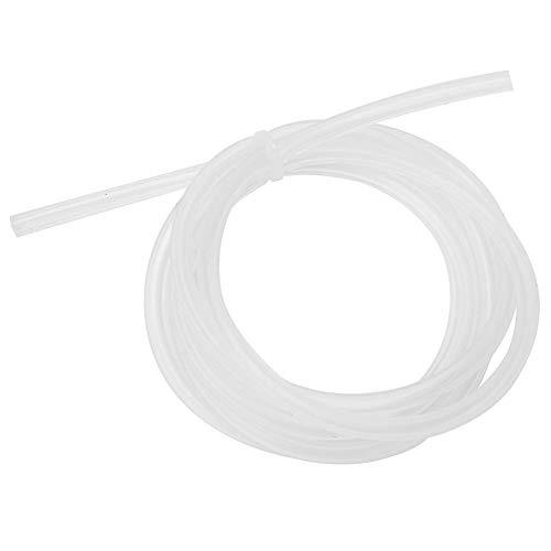 1 metro Tubo de silicona Manguera de bomba peristáltica transparente de alta calidad alimentaria 1 mm x 3 mm/2 mm x 4 mm/3 mm x 5 mm(2mm*4mm)