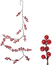 Toyland® 1.5m Seasonal Decor Berry Garland