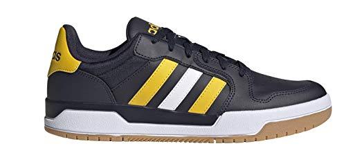 adidas ENTRAP, Zapatillas de Baloncesto Hombre, Tinley/AMABRU/FTWBLA, 47 1/3 EU