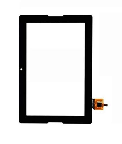 Display a Schermo Piatto Digitizer sensore di Vetro Tablet Parte Panel 10.1  Schermo Touchscreen + Attrezzi Fit for Lenovo Tab A10-70 A7600 A7600-F A7600-H Tocco B0474 (Color : Only Touch)