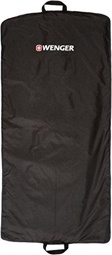Wenger - WE6080GY - Organiseur de bagage - Unisex - Noir (Schwarz) - 18 cm