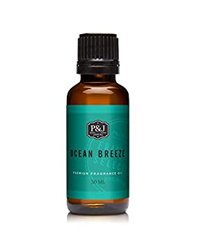 Ocean Breeze Fragrance Oil - Premium Grade Scented Oil - 30ml