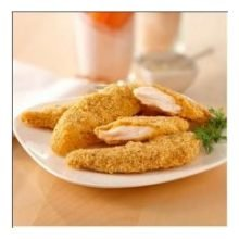 Harvestland Gluten Free Fully Cooked Breaded Chicken Breast Tenders, 5 Pound -- 2 per case.