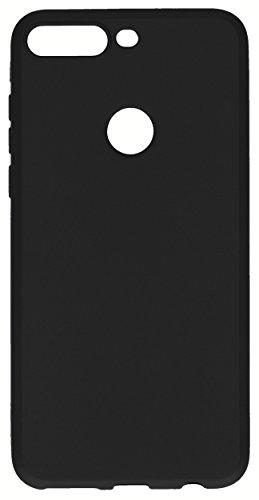 mumbi Hülle kompatibel mit Honor 7C Handy Case Handyhülle, schwarz - 5