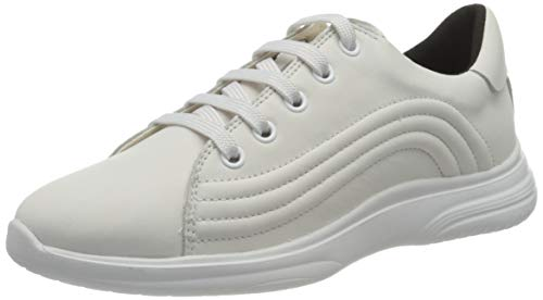 GEOX D PILLOW OFF WHITE Women's Trainers Low-Top Trainers size 41(EU)