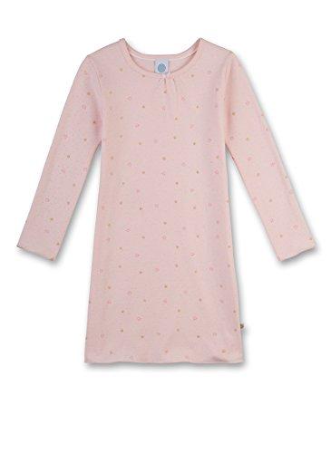 Sanetta Mädchen 232001 Nachthemd, Rosa (Rosewood 3990), 104