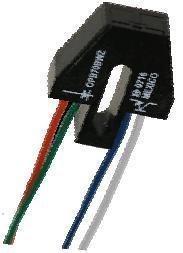 Optek Technology OPB704WZ Reflective Phototransistor, Photointerrupter, 4-Pin, 5.33 mm W x 23.36 mm H x 18.03 mm L