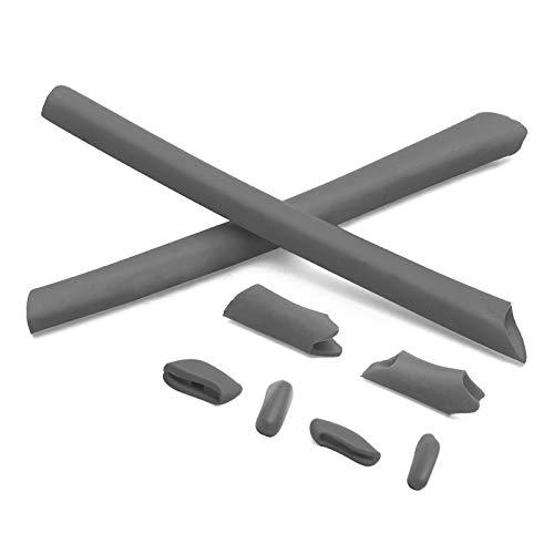 PapaViva Ersatzgummi-Kits für for Oakley Half Jacke/Half Jacket XLJ, grau, 0