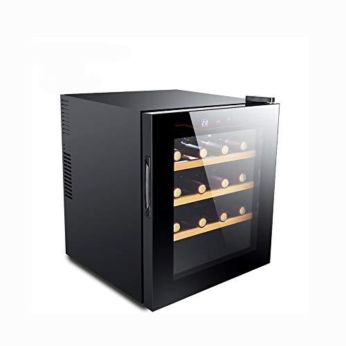 MSG ZY 12-16 flessen wijnkoeler/vrijstaande wijnkoelkast, touchscreen-wijnkelder, sigarenkast, vochtinbrengende 360 ° -constante temperatuur mute-wijnkoeler