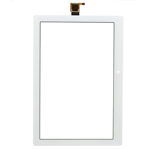 Bluelover Reparación De Digitalizador De Pantalla Táctil para Tableta Lenovo Tab2 X30F Tab 2 A10-30 De 10.1 Pulgadas - Blanco