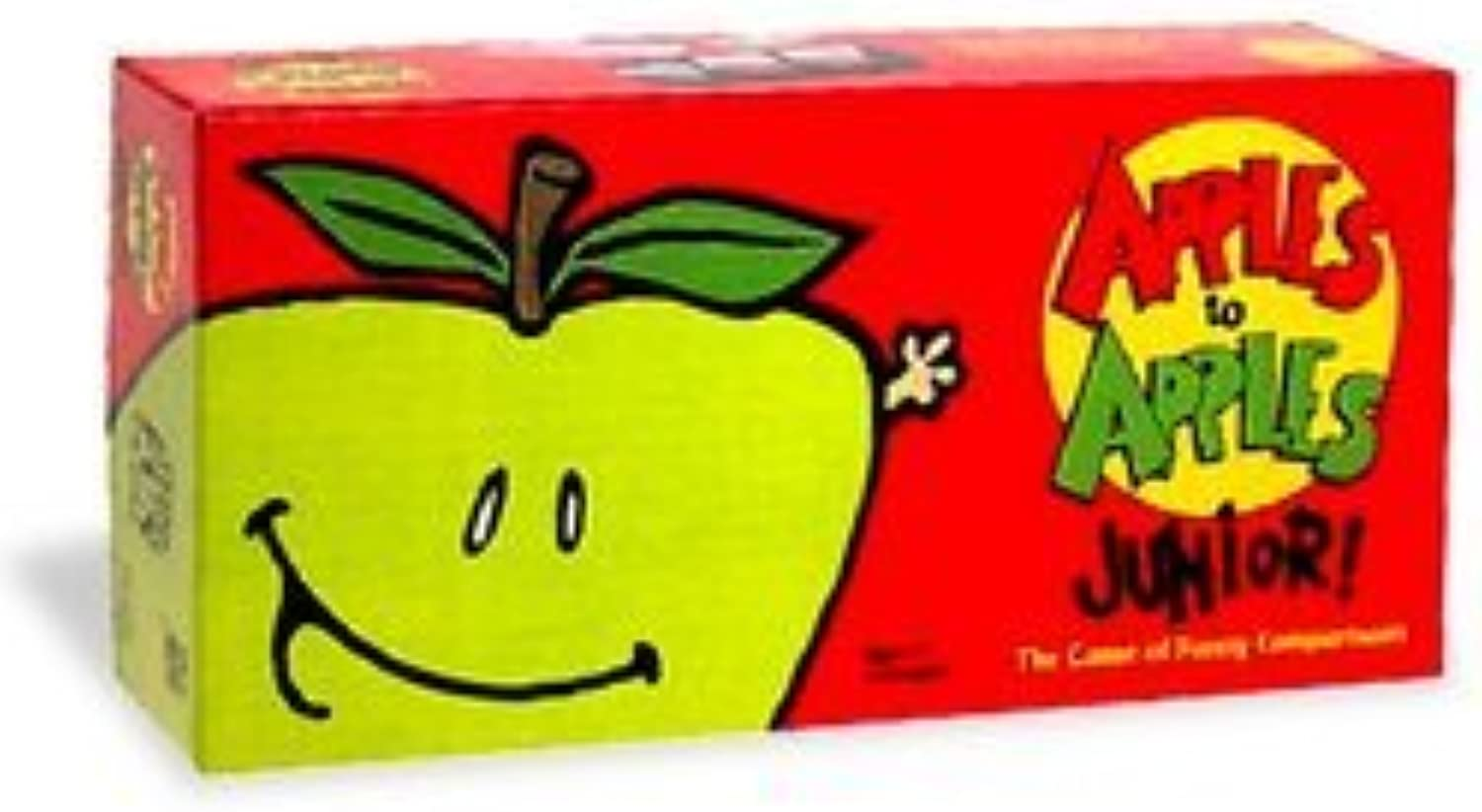 Apples to Apples Junior by Out of the Box