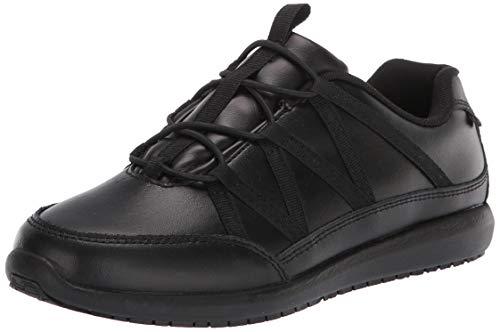 Emeril Lagasse womens Miro Ez-fit Food Service Shoe, Black, 7.5 US