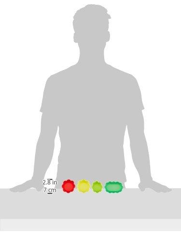 東洋アルミ『シリコンお弁当カップ』シリコーンおべんとケース3種アソート