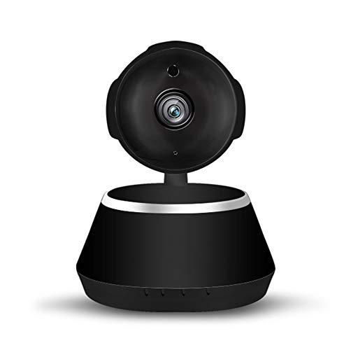 IKOWT Cámara Domo, 1080P HD Sistema De Vigilancia De Seguridad IP Inalámbrico con Giro/Inclinación/Zoom para Interiores con Visión Nocturna, Seguimiento De Movimiento - Servicio En La Nube Disponible